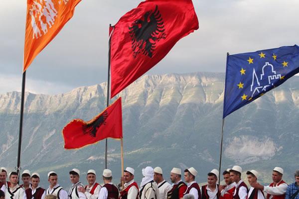 Lajmetari i Pare i Shpalljes se Pavaresise ne Gjirokaster