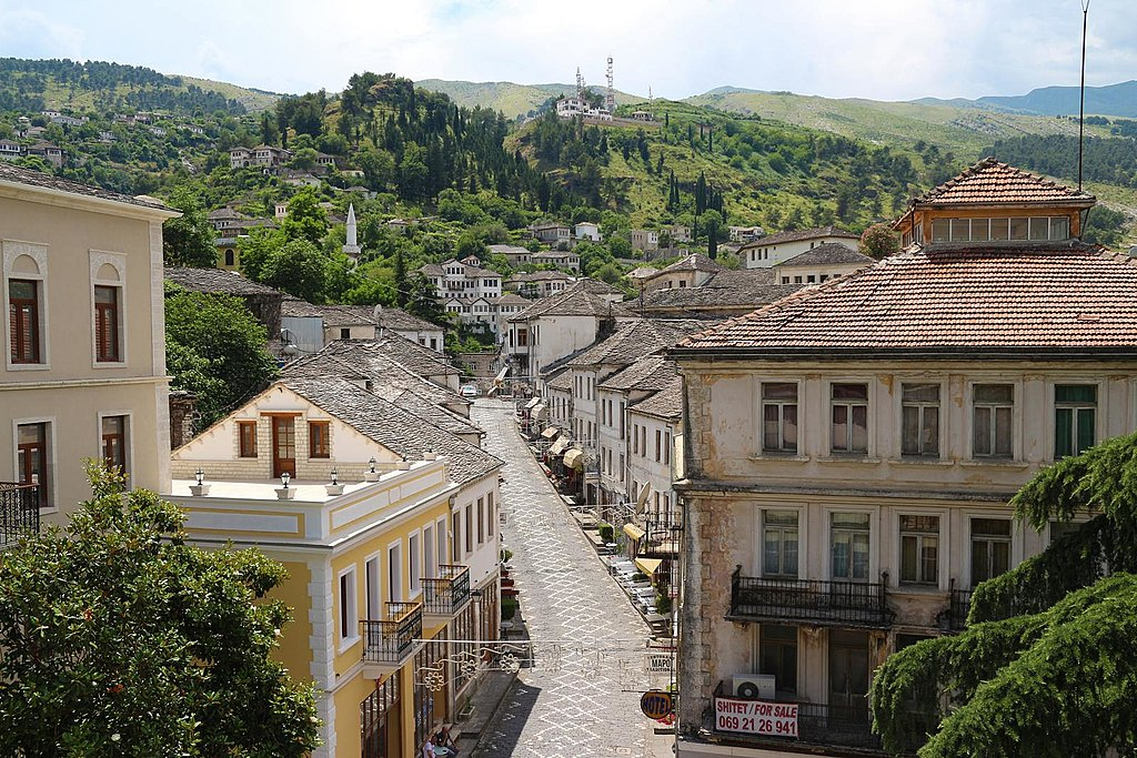Gjirokastra, for visitors all over the world...