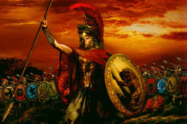 """Aleksandri i Madh tronditi grekët e maqedonasit me Testamentin e tij - """"Jam Ilir""""!"""