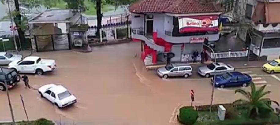 Situata e Paprecedentë nga Përmbytjet në Gjirokastër