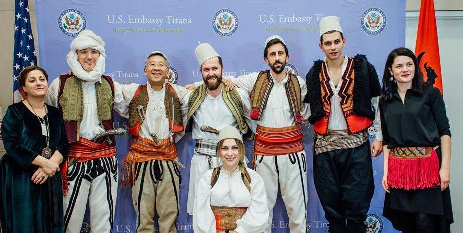 Ja si festoi Ambasadori Amerikan Donald Lu Ditën e Pavarësisë së Shqiptarëve