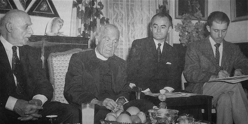 Fan Noli në Gjirokastër, pritja që ju bë nga populli dhe intelektualët në vitin 1923