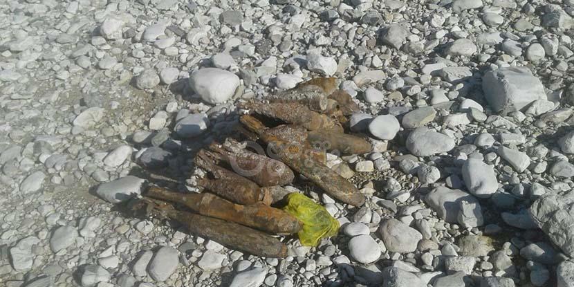 Bomba të tjera mund të fshihen në lumin Bënçë të Tepelenës! Çfarë do të ndodhë me to?!