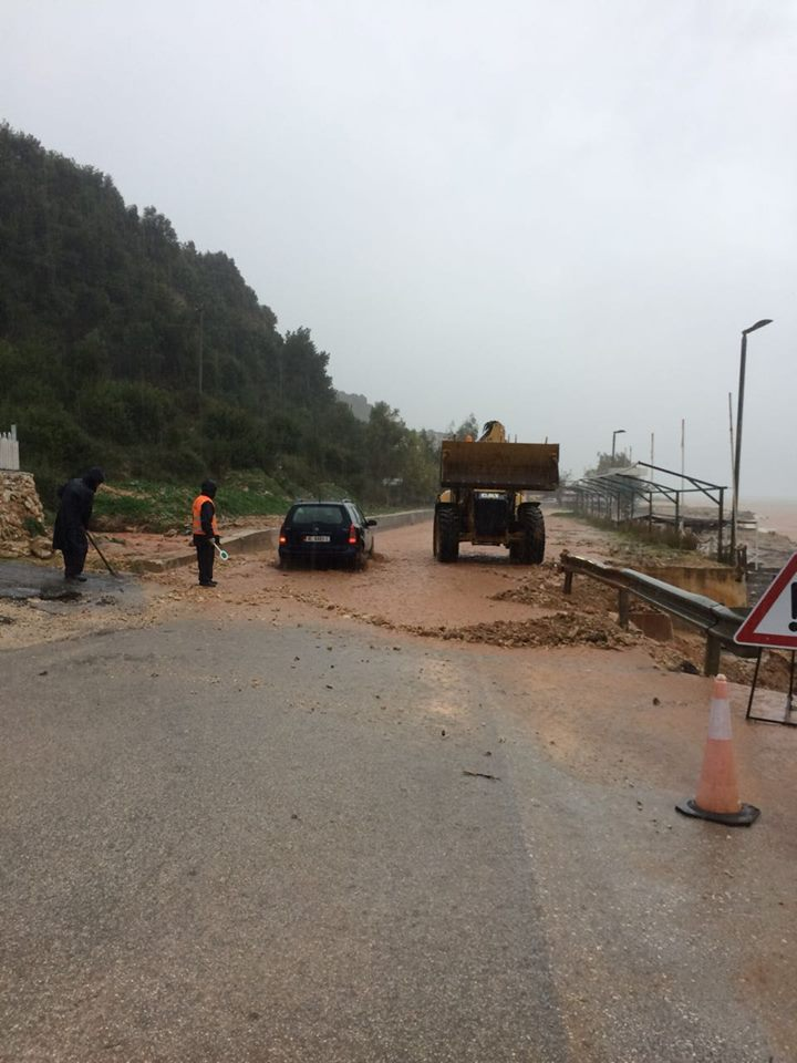 Gjendja në Gjirokastër pas Përmbytjes