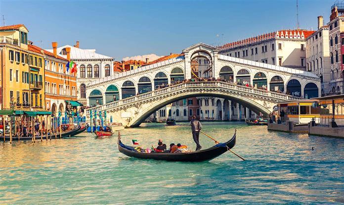 Kjo është Venecia e Kinës! Po, Kinezët ia dolën të Imitojnë edhe një qytet si Venecia!