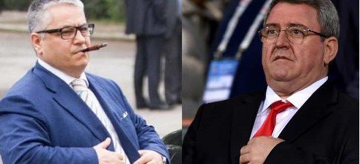 Duka përballë Finos! Ish Kryeministri Bashkim Fino, më parë Kryetari i Bashkisë së Gjirokastrës, sfidon kandidatin e vetëm të FSHF Armand Duka!