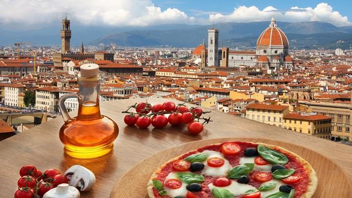 Në Restorantet e Firences në Itali ha pa paguar dhe Policia nuk e Ndalon! Ja historia e Gjermanit që s'la gjë pa ngrënë!
