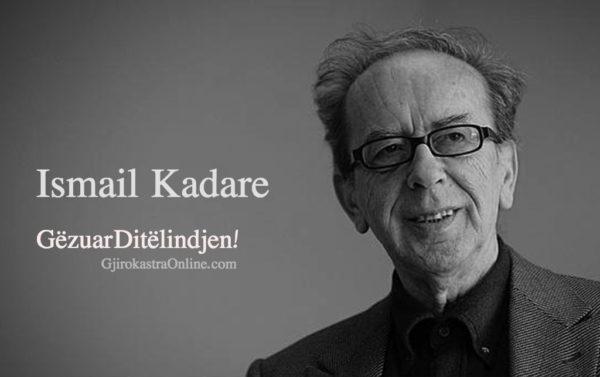 Gëzuar Ditëlindjen Ismail Kadare! Shkrimtari Gjirokastrit që e Ngriti Letërsinë Shqipe në Nivel Botëror Sot Mbush 82 Vjeç!