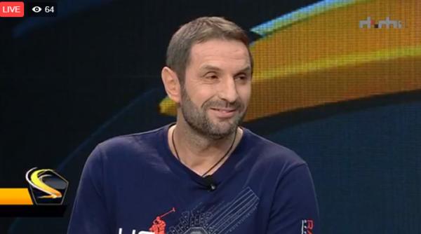 Arjan Xhumba, Ish Futbollisti i Kombëtares dhe Luftëtarit Habitet me Pjesëmarrjen në Stadiume, dhe ka këtë Opinion për Dukën!