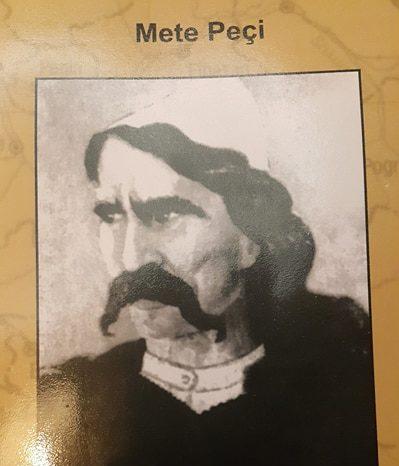 """METE PEÇI – Monografi """"Bota e Guximtarëve - Kapedan Çelo Picari"""""""