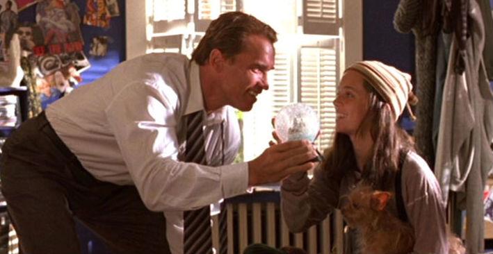 Pas Deklaratës Shokuese të Eliza Dushkut për Filimin ku Xhiruan Bashkë, Reagon më në fund Arnold Schwarzeneger!