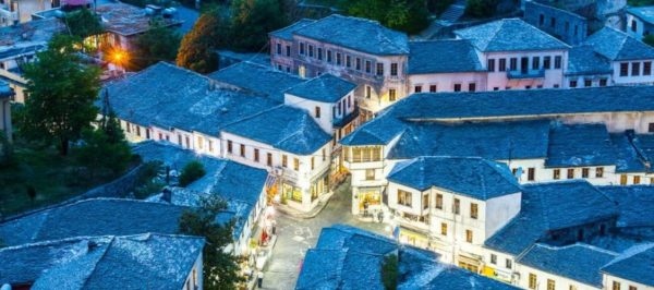 GJIROKASTRA - Albania rated as top up-and-coming destination!