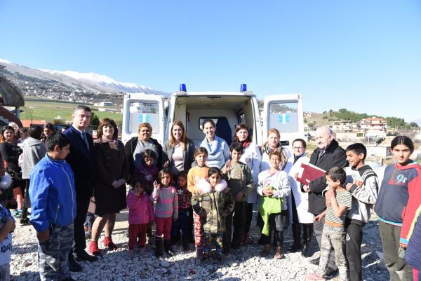Kujdesi Shëndetësor në Komunitet - Vaksinohen 89 Fëmijë në Gjirokastër!