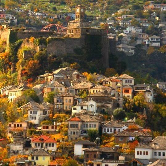"""""""Pazari i Vjeter"""" - Lagjia e Parë e Qytetit të Gjirokastrës"""