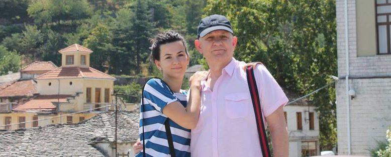 """""""Në Gjirokastër, atje ku frymëzimi të vjen nga brenda si një shpend majash të larta...!"""" - Përparim Kabo për Gjirokastrën"""