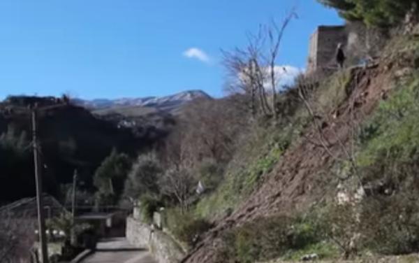 Kalaja e Gjirokastrës - Tjetër Pamje Shqetësuese!