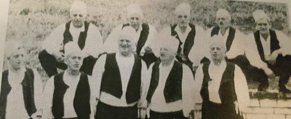 Grupi Polifonik i Pleqve të Gjirokastrës - Krenaria, Balli, Sytë dhe Shpirti i Këngës së Shtruar Tradicionale të Qytetit!