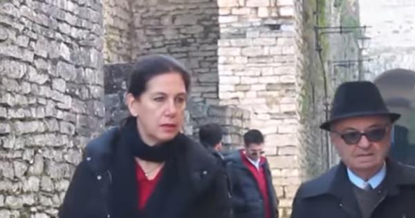 Ministrja Kumbaro në Kalanë e Gjirokastrës - Situata nën Monitorim, së Shpejti Ndërhyrja!