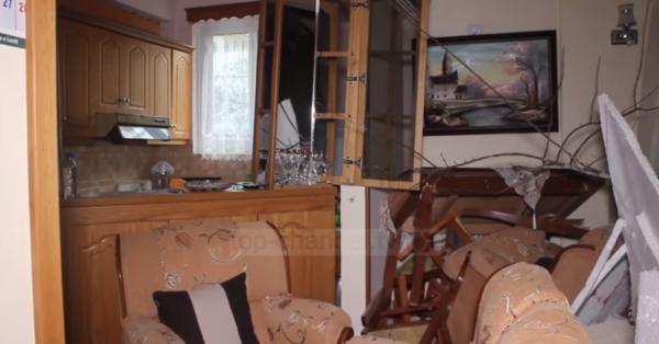 Balta ka Hyrë në Apartamentete - Pamjet Tragjike në Gjirokastër!