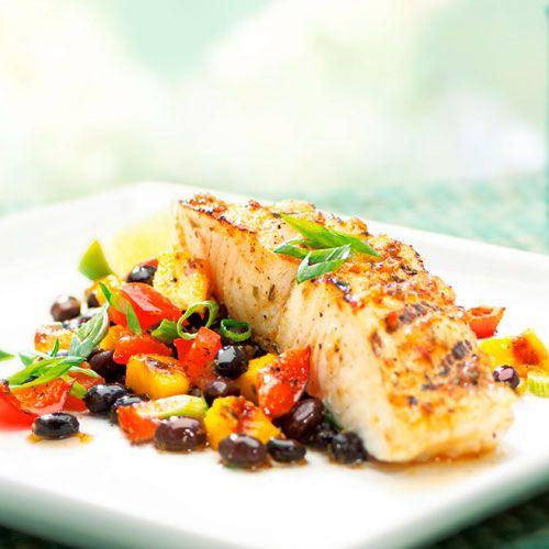 PESHK I ZIER ME SALLATE ALLARUSE - Nga Kuzhinieri Spiro Lula, që Gatuante vetëm në Restorante Peshku me Emër në Greqi!