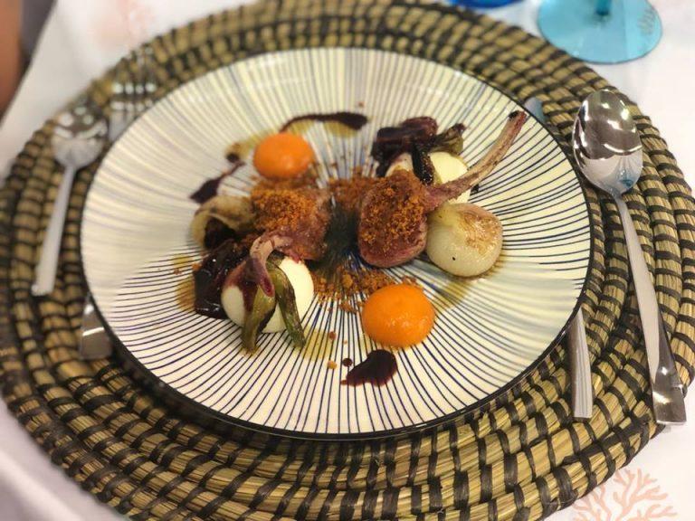 Pjata Fantastike me të cilën Mastershefi Fundim Gjepali Prezantoi Kulinarinë Shqiptare në Bursën Ndërkombëtare të Milanos!