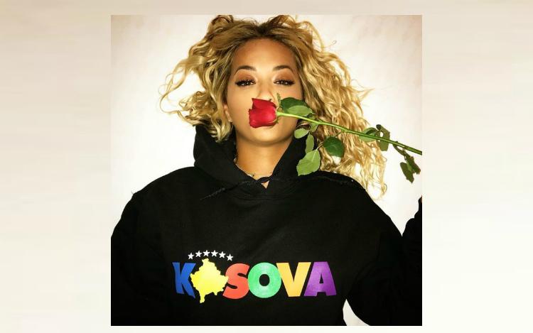 """Rita Ora sjell Sytë e Gjithë Botës në Kosovë për Pavarësinë! Edhe Neymar e Yje Hollivudi """"Bashkohen"""" në Festë!"""