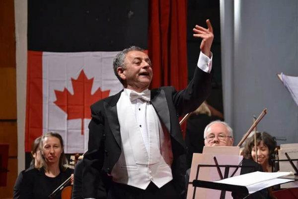 Orkestra Kanadeze në Gjirokastër - I Pari Koncert në Turin Ballkanik, nën Dirigjimin e Maestro Bujar Llapaj!