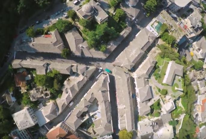 Pamjet Hynore të Qytetit të Gurtë që Mahnitën Botën! Faleminderit Fansave të Gjirokastra Online!