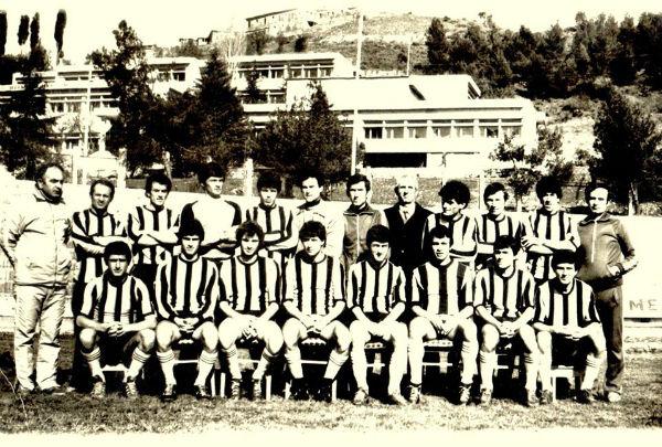 Kohë të Shkuara por të Paharruara të Futbollit Gjirokastrit me Trajner Hito Hitaj!