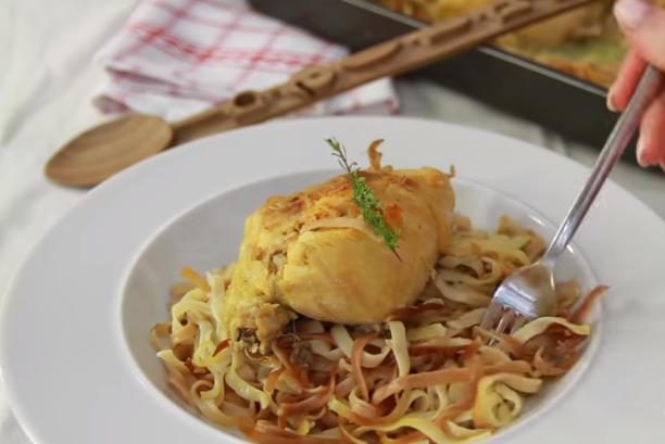 Jufka Dibre - Një Gatim Tradicional i Shëndetshëm dhe i Shpejtë! Ja si t'i gatuani...