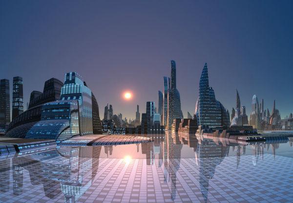 Një Qytet i Ri do i Shtohet Botës - 33 Herë më i Madh se New York!