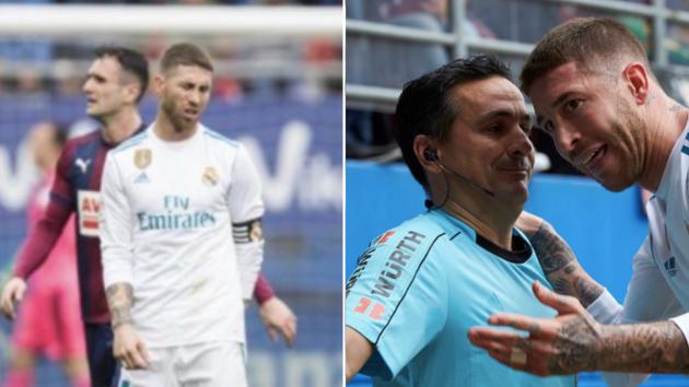 Sergio Ramos i Shpëton Keq! 10 Minuta Reali e Pret të Dalë nga Tualeti e të Mbarojë Ndeshjen!