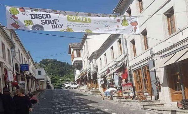 """""""Disco Soup Day"""" për herë të parë në Gjirokastër! Ndërgjegjësim për më të varfrit!"""