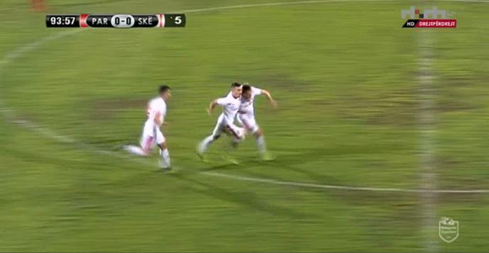 Shtohen shanset e Luftëtarit për Europian, Skënderbeu shënon në minutat e fundit ndaj Partizanit!