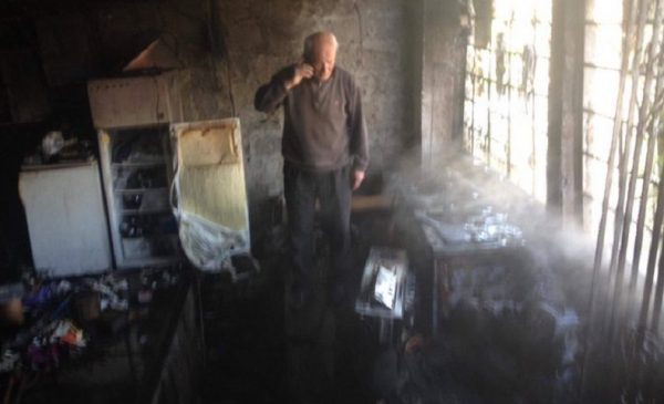 Tërmet dhe Zjarr në Gjirokastër - Panik mes Banorëve por nuk ka të Dëmtuar!