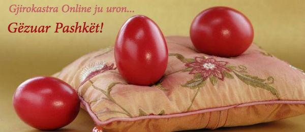 Gëzuar Pashkët! Sot në Mesnatë Festohet Ngjallja e Krishtit, Urimi i Kryepeshkopit Anastas Janullatos!