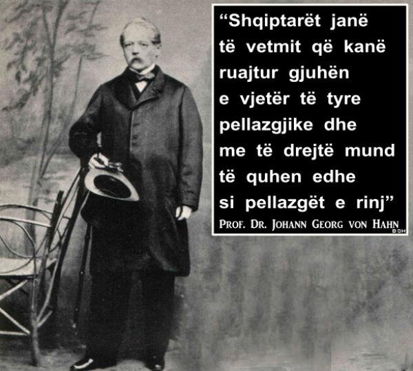 Ja si Mori Fund Historia e Gjaqeve në Gjirokastër që në kohen e Ali Pashës sipas Johan Georg fon Hahn!