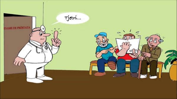 Shëndeti - Këshilla për Ata që Duan të Mbajnë një Prostatë të Shëndetshme!
