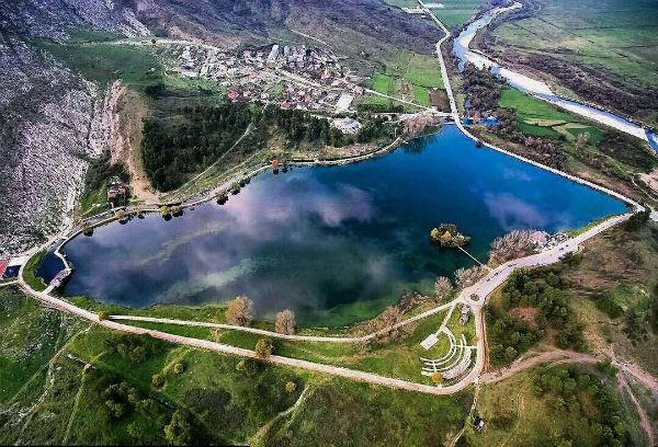 Mirësevini tek Mëma - Shpella e Mrekullueshme Nënujore e Liqenit të Viroit në Gjirokastër!