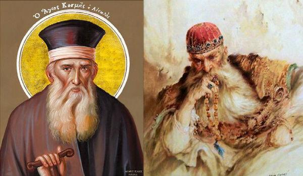 Profecia e Shën Kozmait për Ali Pashë Tepelenën kur ky e pyeti Nëse do të Shkonte Ndonjëherë në Stamboll!