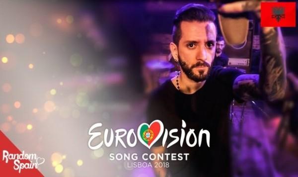 """Eugent Bushpepa në Finalen e Eurovizion me Këngën """"Mall"""" (video)!"""