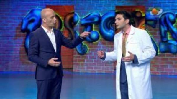 """Erdit Asllanaj - """"Drejtori"""" dhe """"Doktori"""" i Portokallisë rrëfehet në ReportTV"""