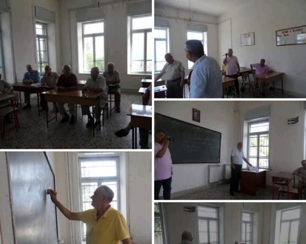 """Pano Muka na shkruan: Sot dhe Nesër Feston Matura `68 në Gjimnazin """"Asim Zeneli"""" në Gjirokastër!"""