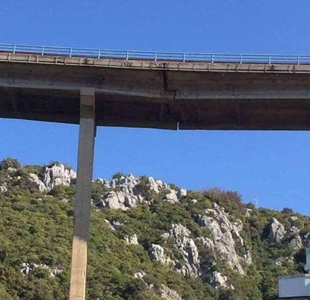 Ura tjetër që Rrezikon të Shembet dhe që Duhet të Mos Kaloni!