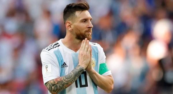 Messi largohet nga kombëtarja e Argjentinës, zhgënjimi e ndjek nga pas