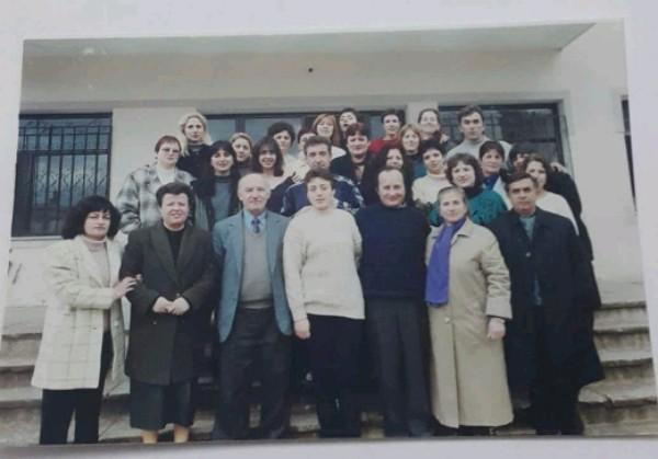 """Niko Gjoni - Mësuesi i Njohur tani në Pension përsëri Aktiv në Komunitetin e Lagjes '18 Shtatori"""" të Gjirokastrës"""
