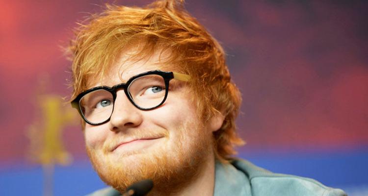 Superylli i popit Ed Sheeran në kolegj ishte ngelës në shumicën e kurseve muzikore!