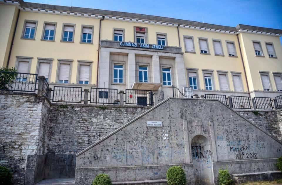 Kryeministri përshëndet Investimin - Mësimi në Gjirokastër nis me Shkolla të Rikonstruktuara