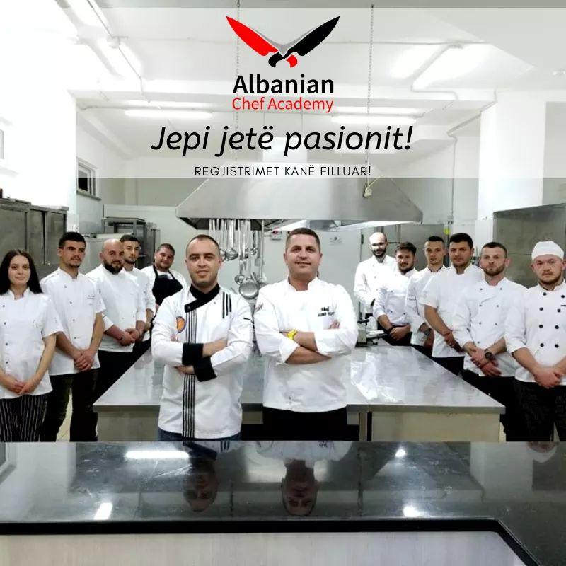 Histori Suksesi - Kevin Shoshaj, si u bë shef kuzhine në Dhërmi nga Albanian Chef Academy