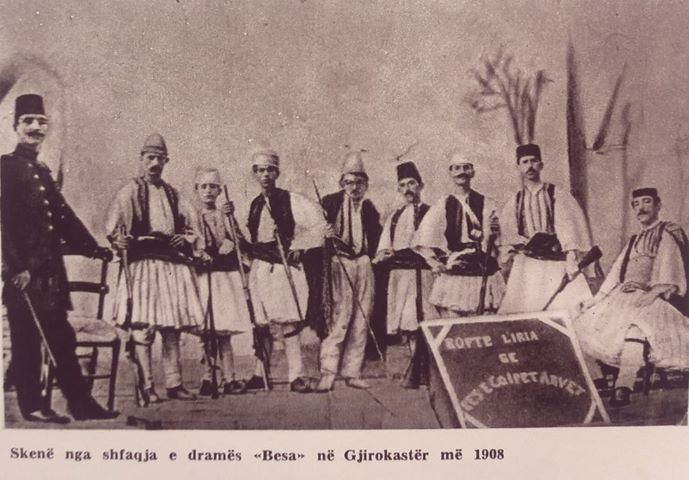 Foto nga Fansat/ Drama Besa e vitit 1908. Ja për çfarë u shpenzuan të hollat e mbledhura?